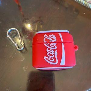 New Aipods Pro Case Coca Cola Cover